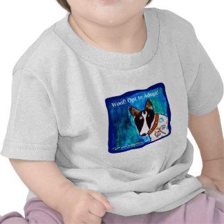 Opt to Adopt T Shirt
