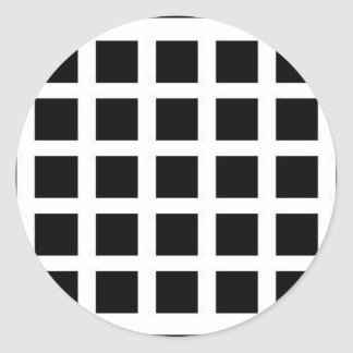 OptI08 Classic Round Sticker