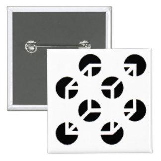 OptI43 2 Inch Square Button