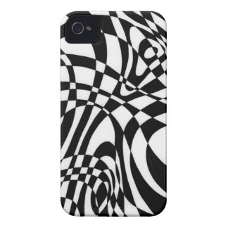 Optic #1 by Michael Moffa Case-Mate iPhone 4 Cases