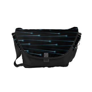 Optic fiber cables small messenger bag