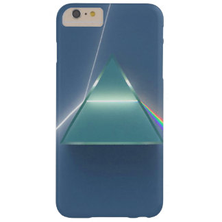 Optic Prism Refracting and Reflecting Light Barely There iPhone 6 Plus Case