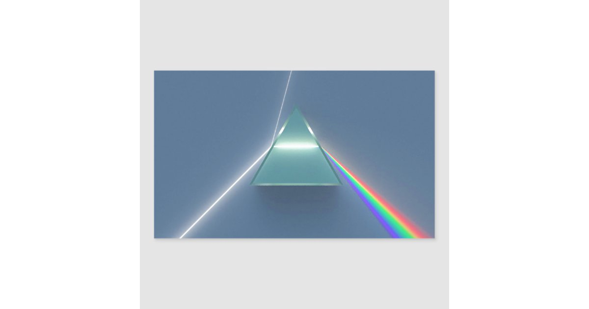 prism reflecting light essay Critical angle and total reflection look at the given picture rays with different angles coming from the source at the bottom of the water filled glass, refracted.