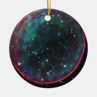 Optical and X-ray Composite Image of SNR 0509-67 5 Christmas Ornaments