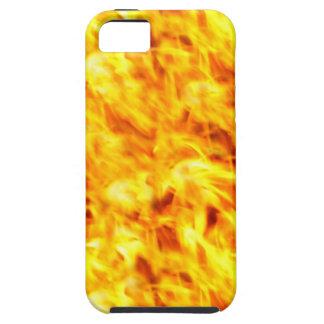 Optical Art Flames 04 Seamless iPhone 5 Case
