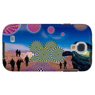 Optical Galaxy S4 Case