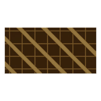 optical - coppers photo card template