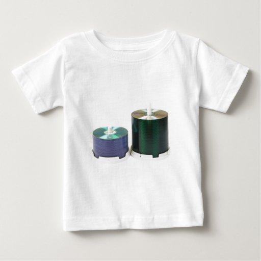 optical discs infant t-shirt