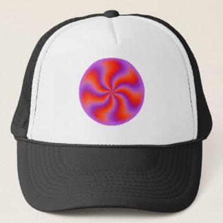 Optical Fan Trucker Hat