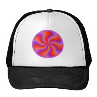 Optical Fan Trucker Hat