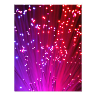 Optical Fibers Letterhead