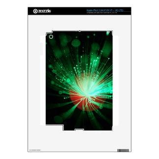 Optical Fibers - WOWCOCO Skins For iPad 3