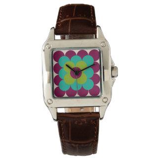 Optical flower watch