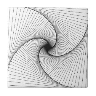 Optical Illusion #1 Tile
