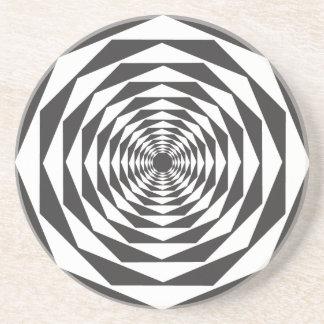 Optical Illusion 1b Coasters