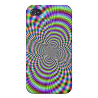 Optical Illusion 2 iPhone 4 Case