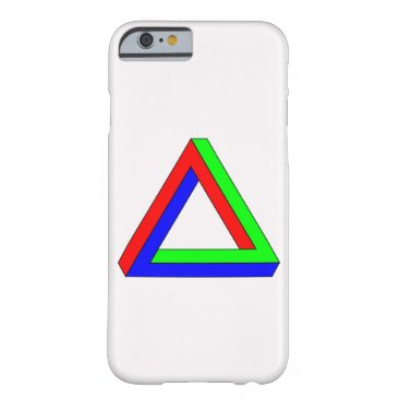 Optical illusion 4 barely there iPhone 6 case