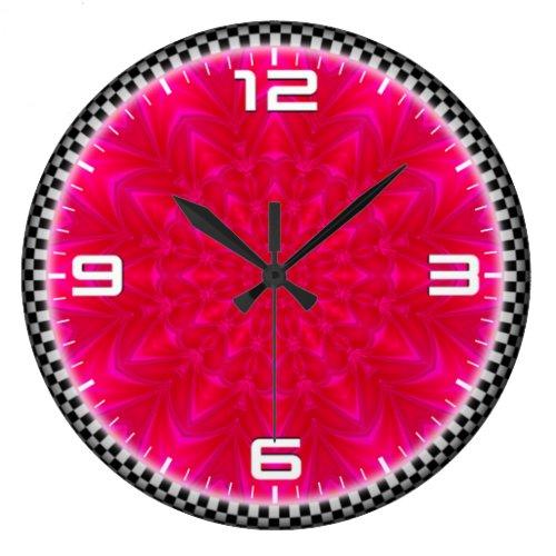 Optical Illusion #516 Large Clock