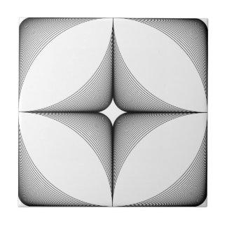 Optical Illusion #9 Tile