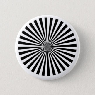 Optical Illusion Allows One To See Ones Brainwaves Pinback Button