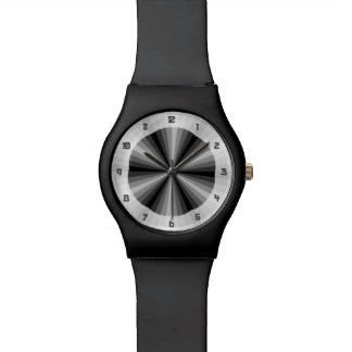 Optical Illusion Black May28th Watch