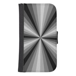 Optical Illusion Black Smartphone Wallet Case Phone Wallets