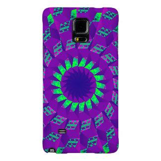 Optical Illusion Galaxy Note 4 Case