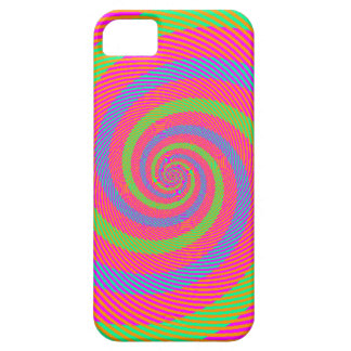 Optical illusion cover for iPhone 5/5S