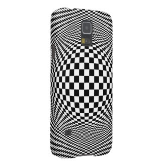 Optical Illusion Checkers S5 Case Galaxy S5 Cases