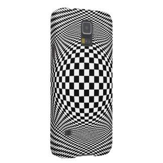Optical Illusion Checkers S5 Case