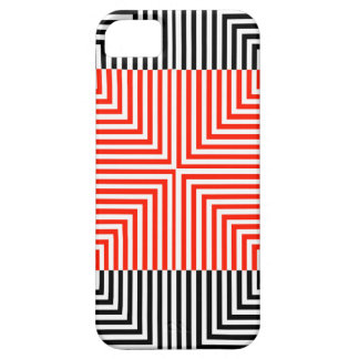 Optical illusion for hypnotherapy iPhone 5 cover
