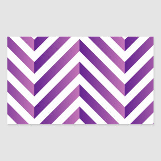 Optical illusion for hypnotherapy rectangular sticker