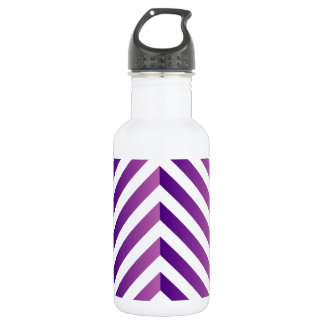 Optical illusion for hypnotherapy water bottle