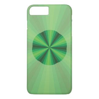 Optical Illusion Green Case-Mate Case