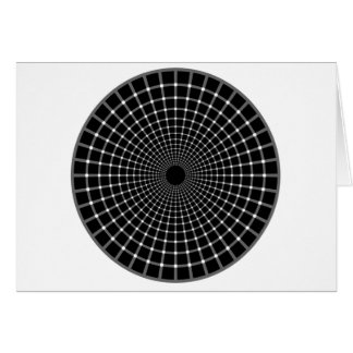 Optical-Illusion Greeting Card
