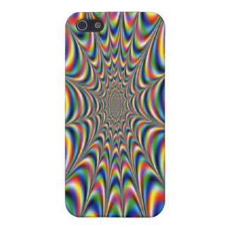 OPTICAL ILLUSION i PHONE COVER Covers For iPhone 5