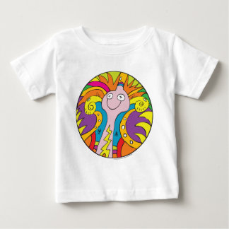 Optical illusion II for kids Baby T-Shirt