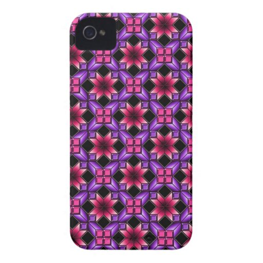 Optical illusion iPhone 4 cover