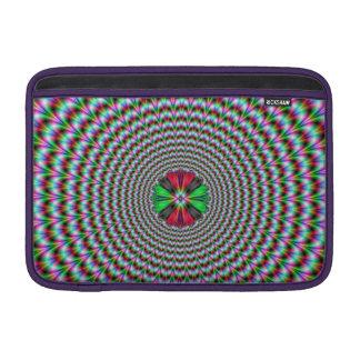 Optical Illusion MacBook Air Sleeve