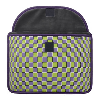 Optical Illusion Sleeve For MacBooks