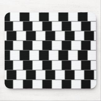 optical illusion mouse pad