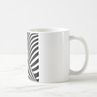 Optical Illusion Classic White Coffee Mug