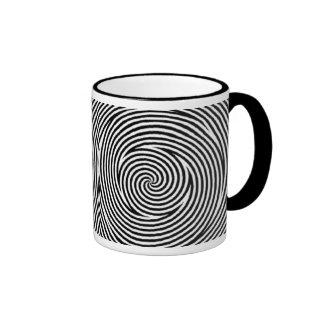 Optical Illusion Coffee Mugs