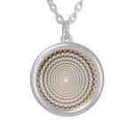 Optical Illusion Necklaces