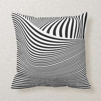 Optical Illusion Pillow