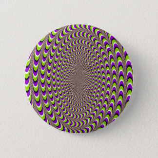 Optical Illusion Pinback Button