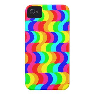 Optical Illusion Rainbow iPhone 4 Case-Mate Case