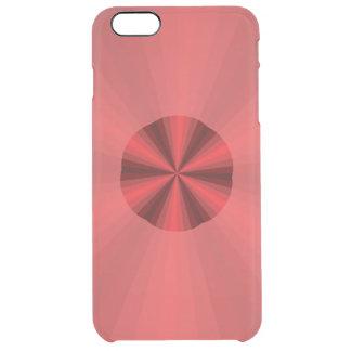 Optical Illusion Red Uncommon iPhone Case