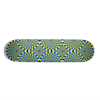 illusion skateboard