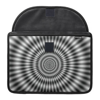 Optical Illusion Sleeve For MacBook Pro